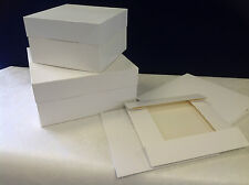 BULK PRICE - mixed pack of 12 standard cake boxes - sizes 8,10,12 & 14 inches