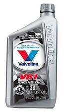 Valvoline 223 VR1 30W Conventional Racing Oil - High Zinc - Case of 6 Quarts