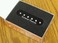 NEW Seymour Duncan SSL-6 Custom Flat Strat PICKUP Black for Fender Stratocaster