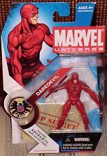 MARVEL UNIVERSE     DAREDEVIL  BRIGHT RED ORIGINAL   MOC
