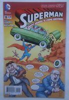 Superman #19 variant Mad Action Comics swipe 1st print