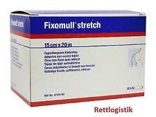Fixomull stretch 15 cm x 20 m. Verband Pflaster Erste Hilfe