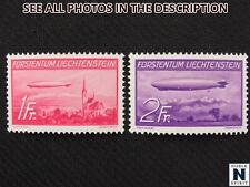 NobleSpirit No Reserve (TH2) Excellent Liechtenstein C15-16 MNH VF Set = $160 CV