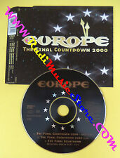CD Singolo Europe The Final Countdown 2000 668504 2 UK no lp mc dvd vhs(S31)