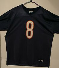 Vintage Chicago Bears #8 Cade McNown Adidas NFL Jersey Youth Size 18/20 GSH
