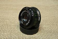 INDUSTAR 50-2.  F3,5 /50mm Russian lens M42 for SLR camera.(# 212)