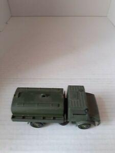 Camion citerne Mercedes Unimog  armée belge  Solido 1/50
