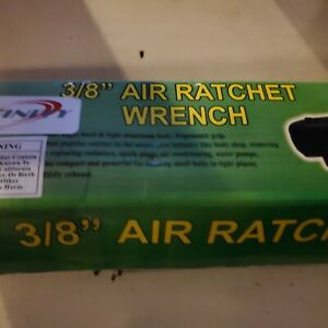 RD-F2026A Air Ratchet Wrench High Hardness 1/4 inch Inlet Household Repair Tool