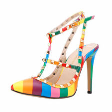 Women's Special Occasion Multi-Coloured Heels