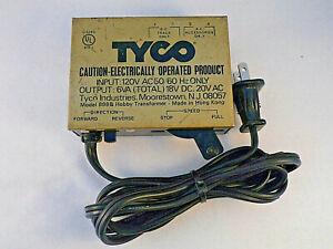 Vintage Tyco HO & N Scale Hobby Transformer Model 899B Power Pack Tested II