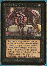 Nettling Imp Alpha HEAVILY PLD Black Uncommon MAGIC CARD (ID# 105630) ABUGames