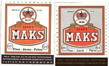 POLAND Braowat Ksiazece,Tychy MAKS - beer labels C1577