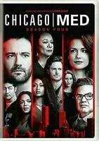 CHICAGO MED-SEASON 4 (DVD) (6DISCS) - Brand NEW and Sealed