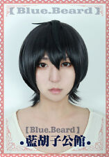 Ensemble Stars! Sakuma Ritsu Game Costume Cospaly Wig +Free Track Number +Cap