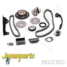 Timing Chain Kit for Nissan:ALMERA I 1,SUNNY II 2,PRIMERA,100NX,SUNNY III 3