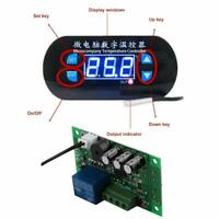 AU  W1308 Digital Thermostat Temperature Controller Board DC 12V