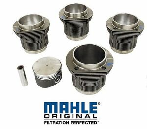 For VW Beetle Engine Piston Set 31119806990S Mahle
