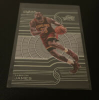 15-16 Panini Clear Vision Lebron James Cavs Lakers Base