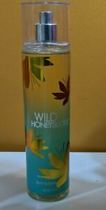 Bath & Body Works Wild Honeysuckle Fragrance Mist 8 oz