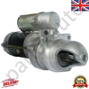 24V Starter Motor For Leyland S620, S622, S627, S652 (10 Teeth)