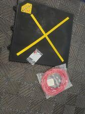 "#ah502  Paratech MaxiForce KPI-44 Air Lifting Bag 28"" x 28"" 41.5 Ton 15"" High"