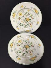 "2 Salad Plates Noritake Lineage 8 1/4""  (Multiple Sets Avail) EUC!"
