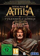 PC Spiel Total War: Attila Tyrannen und Könige Edition DVD Versand NEUWARE
