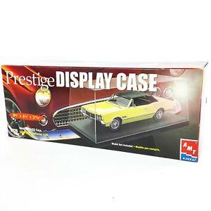 "Ertl AMT Prestige Acrylic Display Case for 1:25 Scale Model Cars 9 x 4 x 3"" NEW"