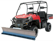 "60"" S KFI Complete Snow Plow Kit w/ MadDog Winch Kit 14-16 Polaris 570 Ranger MS"