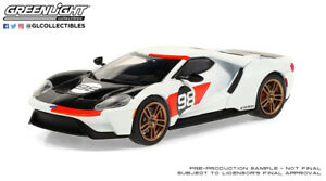 GREENLIGHT 86192 1/43 2021 FORD GT NO.98 HERITAGE COLLECTION K.MILES/L.RUBY