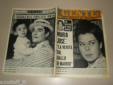 GENTE 1967/14=ALESSANDRO GASSMAN=MICHEL POLNAREFF=ALBATE=ALIK CAVALIERE=GRAZZANO