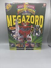 Bandai 2260 Power Rangers Deluxe Megazord Action Figure
