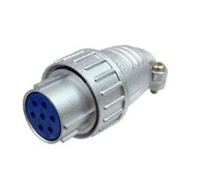 New Yaesu Rotor Plug 7 Pin. G-450/550/650/5500, G-800/1000/2700/2800DXA Rotator.