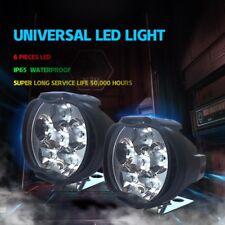 Motorcycle Bar Led Fog Light Lamp Work lights for Harley Honda Suzuki KTM Yamaha