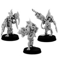 Chaos Plague Walkers (3) Wargame Exclusive #WE-CH-005