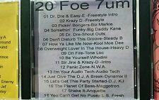 RARE ROADIUM SWAP MEET 20 FOE 7UM DR DRE TONY A EASY-E CASSETTE OR CD