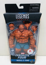 """Marvel Legends The Thing 6"""" Fantastic Four Walgreens Exclusive NEW"""