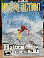 Wave Action: Volume 6, Number 2, 1999 - Hatteras, Wetsuit Guide, Young Guns