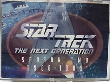 STAR TREK: NEXT GENERATION 2 set completo trading cards