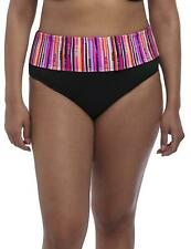 Elomi Nomad Fold Over Brief Bottoms Pant 7184 New Womens Swimwear
