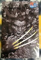 RETURN OF WOLVERINE #2 NYCC PX Variant (2018) - Marvel Comics / NM