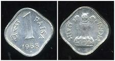 INDE 1 paisa  1968