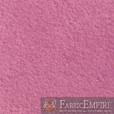 """PINK Synergy Suede Headliner Upholstery Fabric 1/8 Foam Backed 60""""W Sold BTY"""