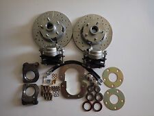 1964 1965 1966 mustang front disc brake conversion