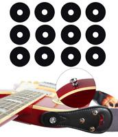 YMC Guitar Protector Premium Strap Locks (6 Pair) Black