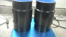 """New 4 """" INCH CALBOND PV4000CP00 SMOOTH PVC COATED COUPLING"""