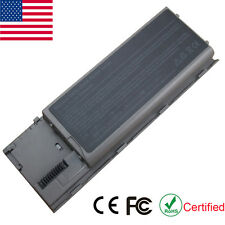 5200mAh Battery for Dell Latitude D620 D630 D630C D630N D631 PC764 TC030 TD175