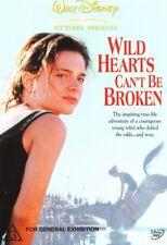 Wild Hearts Can't Be Broken (Gabrielle Anwar Disney) DVD R4