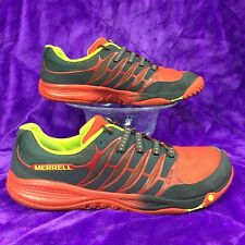 MERRELL ALLOUT FUSE Carbon Lantern trail running shoe . men's 8.5 / women's 10