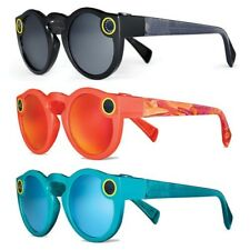 Cute Snapchat Spectacles Sunglasses, BRAND NEW Black, Coral OR Teal